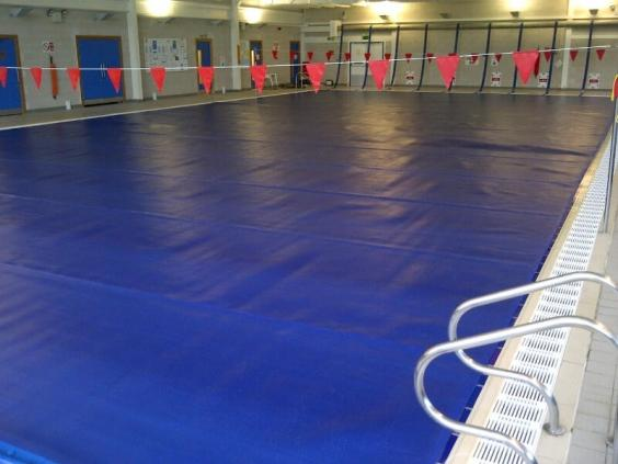 shropshire,  commercial and domestic swimming pools